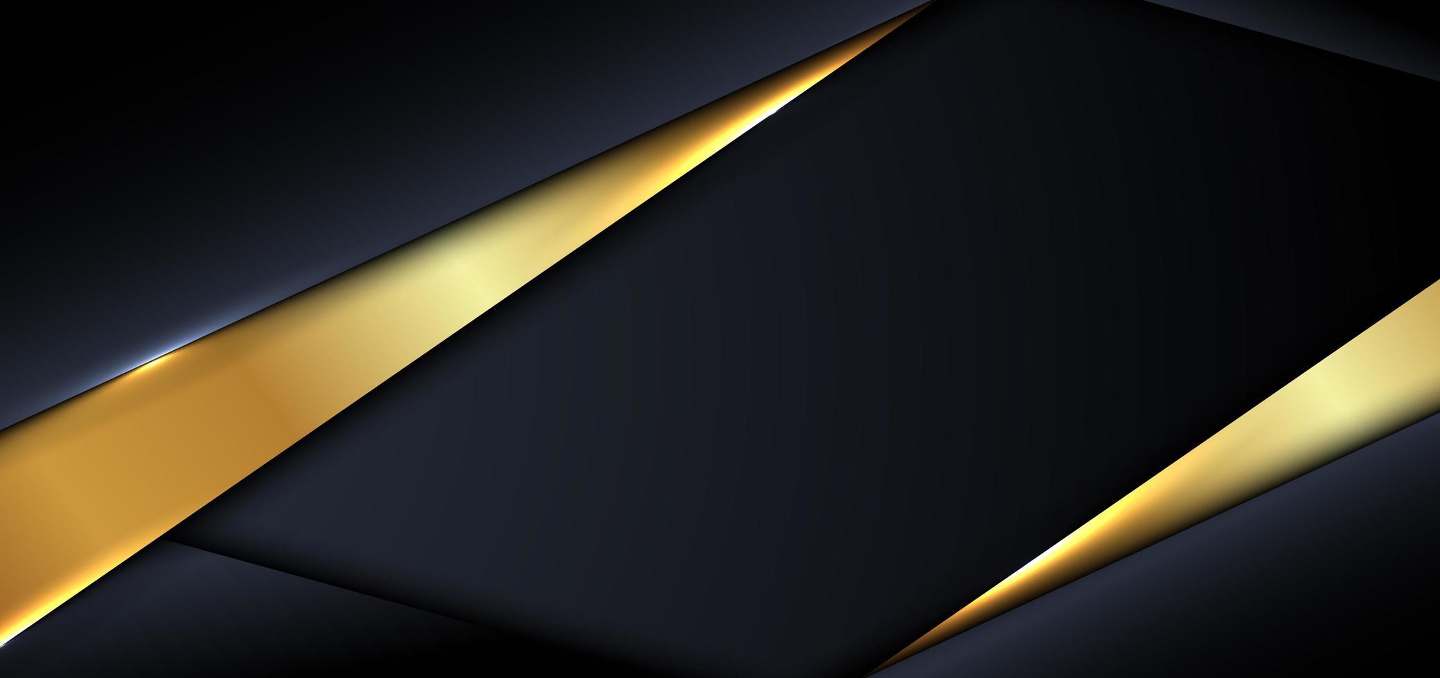 abstrakt banner formgivningsmall vektor