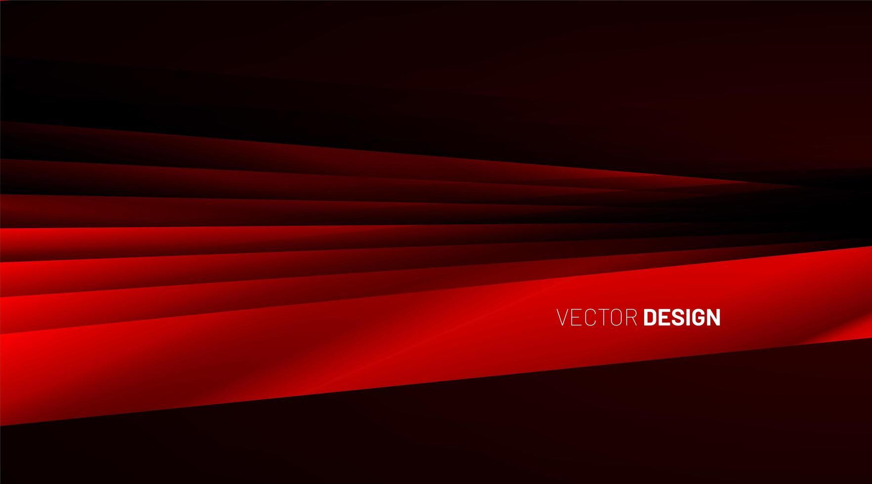 rektangelform överlappar 3d designteknologi bakgrund vektor