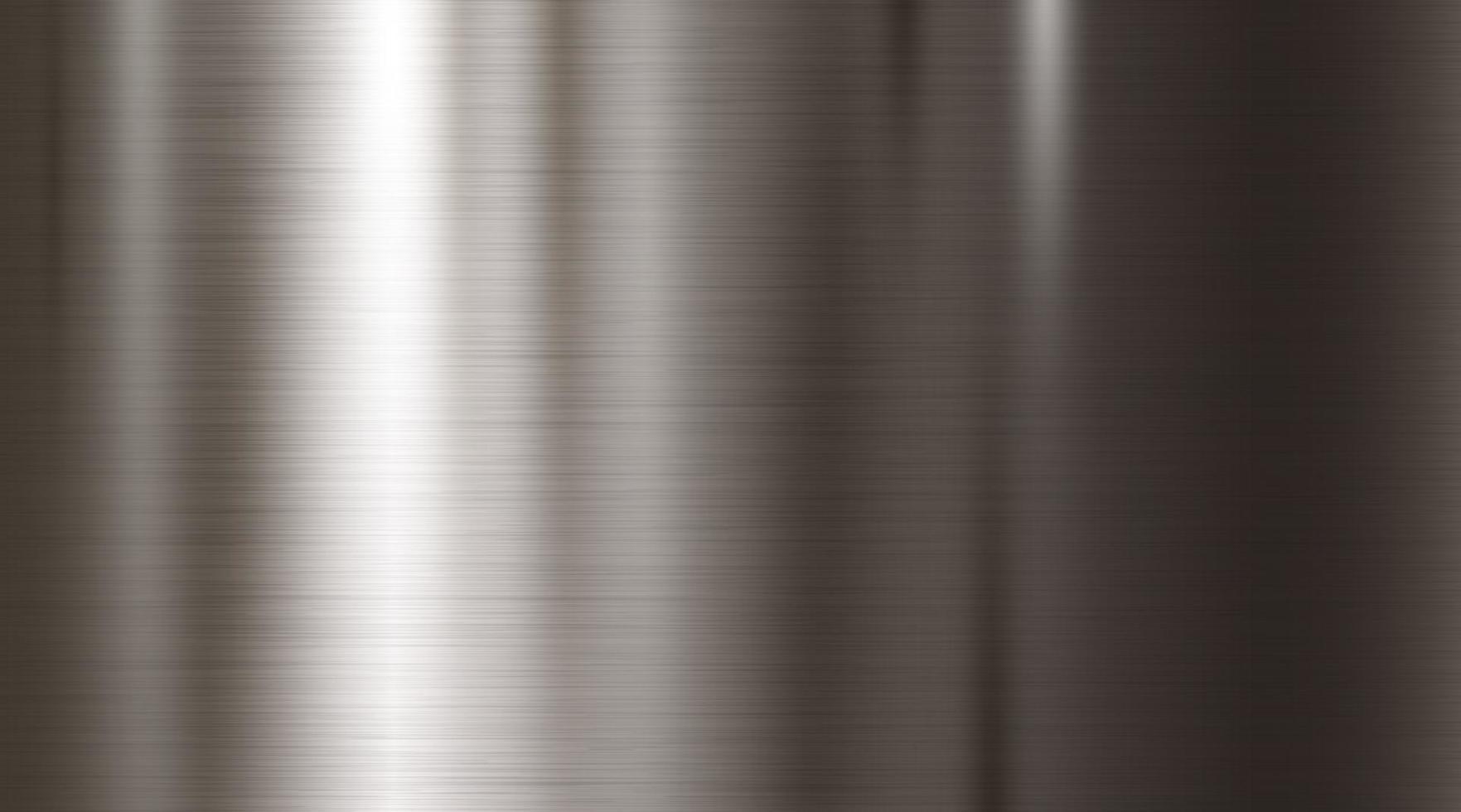 metallisk textur bakgrund vektorillustration vektor