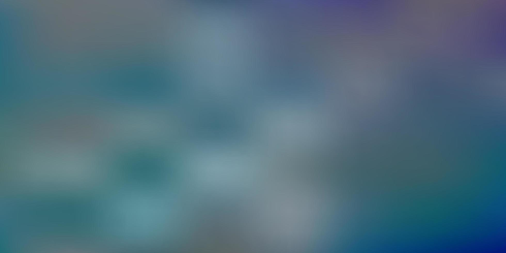 ljusrosa, blå vektor abstrakt oskärpa mall.
