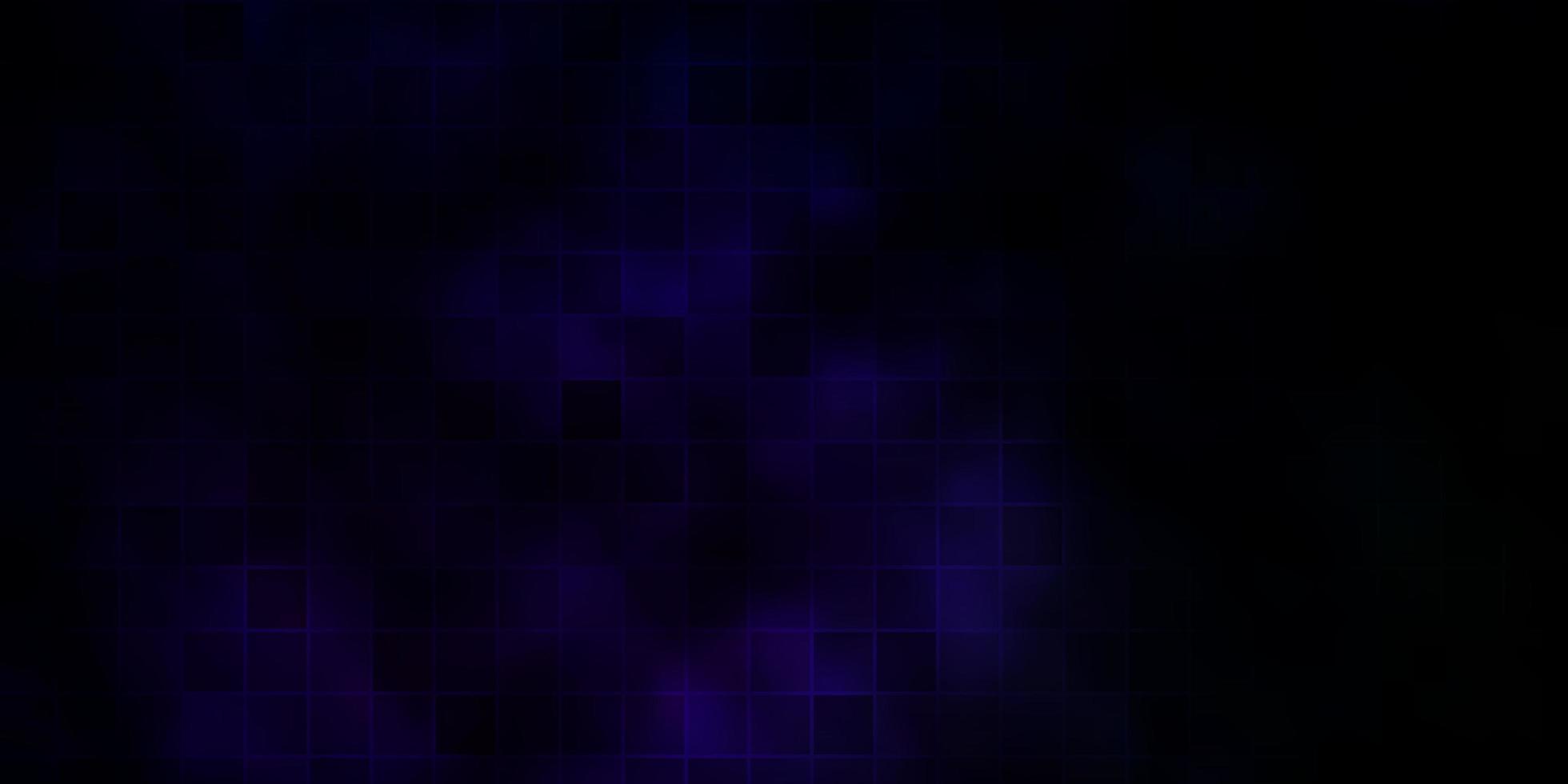 mörkblå bakgrund i polygonal stil vektor