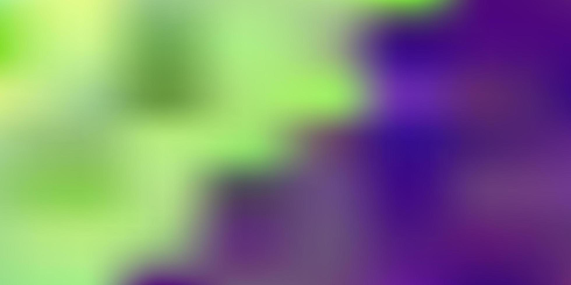 Hellpurpurne Vektorunschärfe Layout. vektor