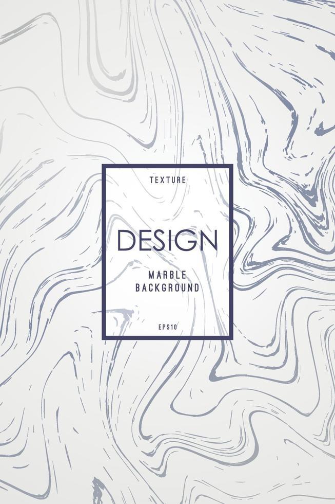 Marmor Design Vorlage für Einladung vektor