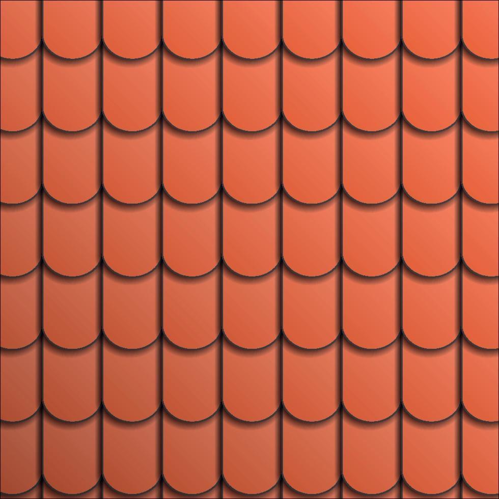 mönster terrakottakakel. vektor