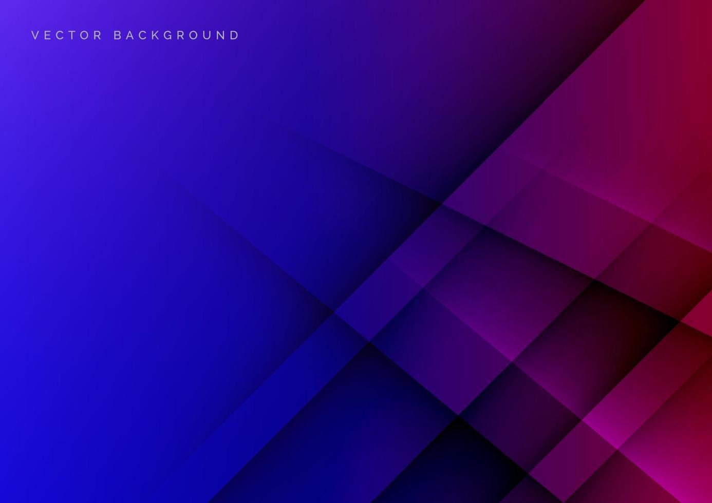 abstrakt rosa blå geometrisk bakgrund och textur. teknik koncept. vektor