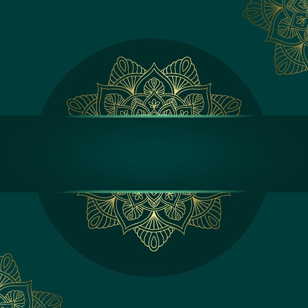 mandala med blommig prydnadsmönster, vektor mandala avslappningsmönster unik design med naturstil. hand ritning zentangle mandala element för sida dekoration kort, bok, logotyper