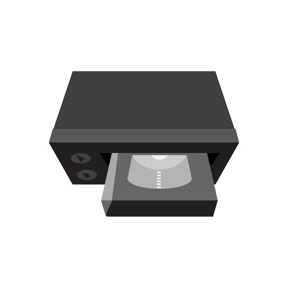 Vektor-Videokassettenrekorder vektor