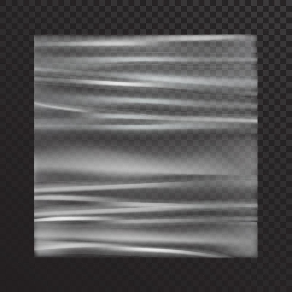 gestreckter Film auf Hintergrund vektor