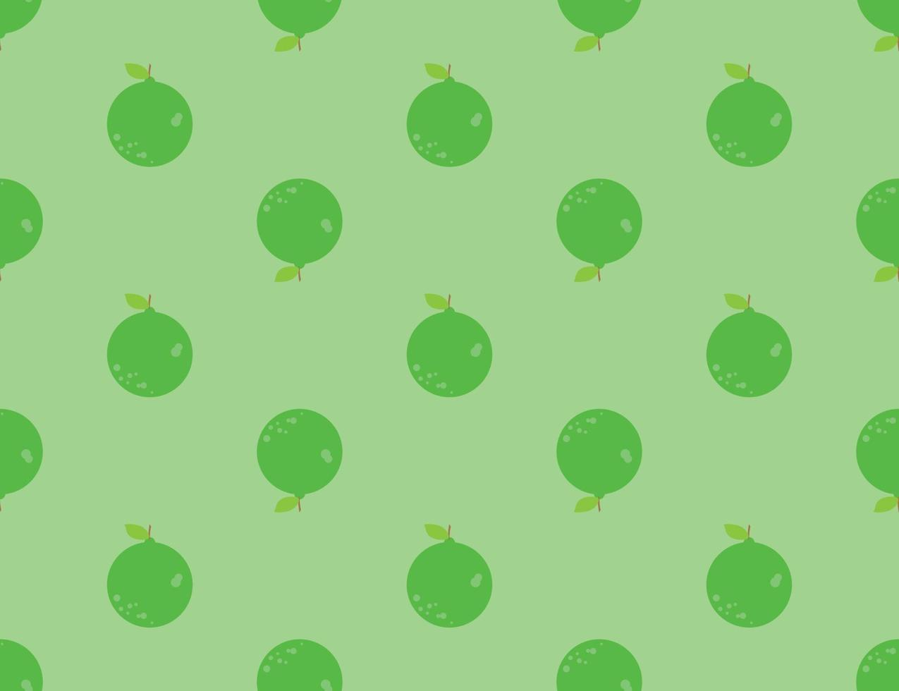 lindgrünes Muster, grüner Hintergrund vektor
