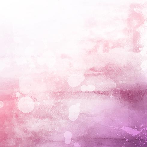 Rosa vattenfärg konsistens bakgrund vektor