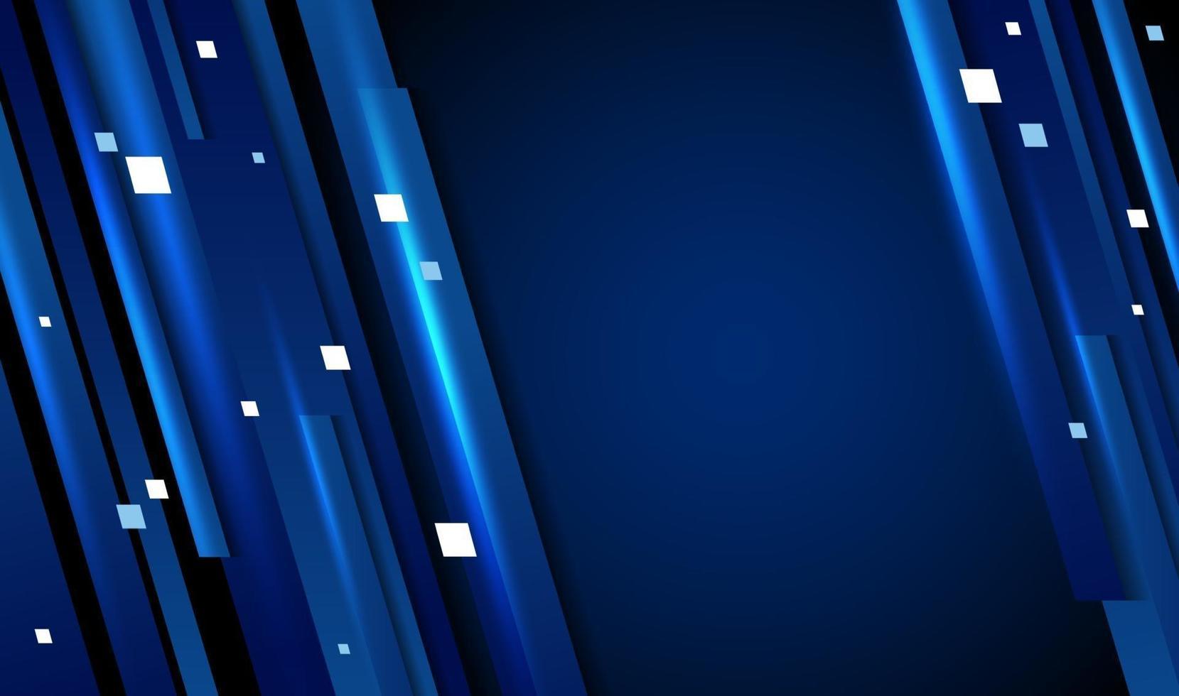 abstrakte digitale Technologie Hintergrundvektorillustration vektor