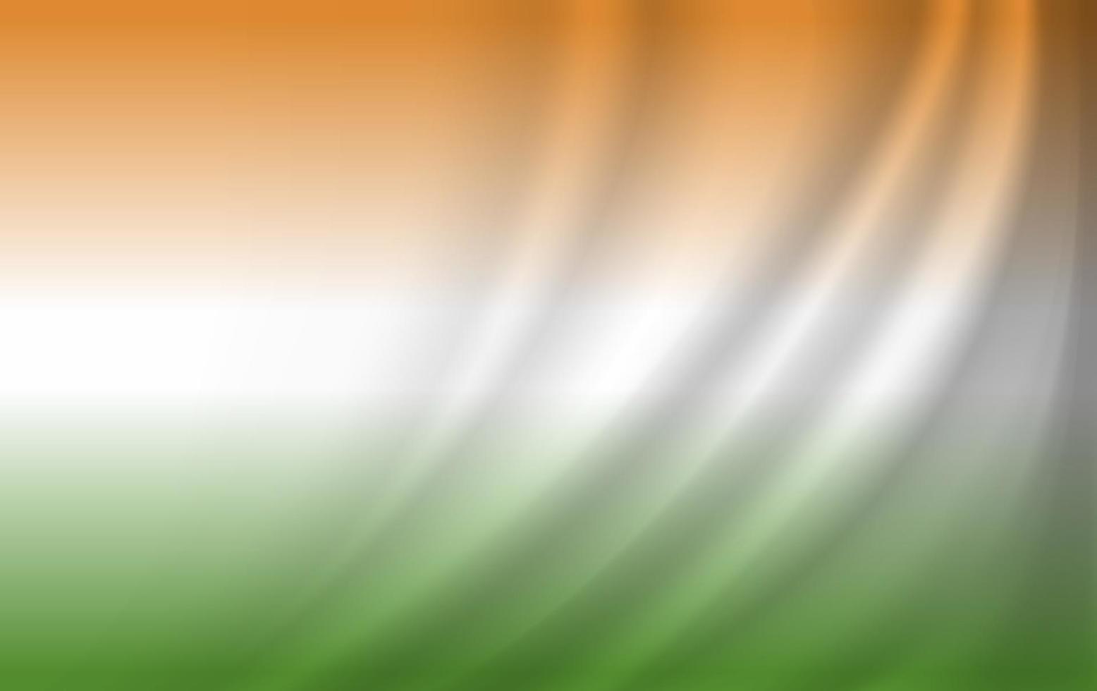 Indien Unabhängigkeitstag Hintergrund Design Vektor-Illustration vektor