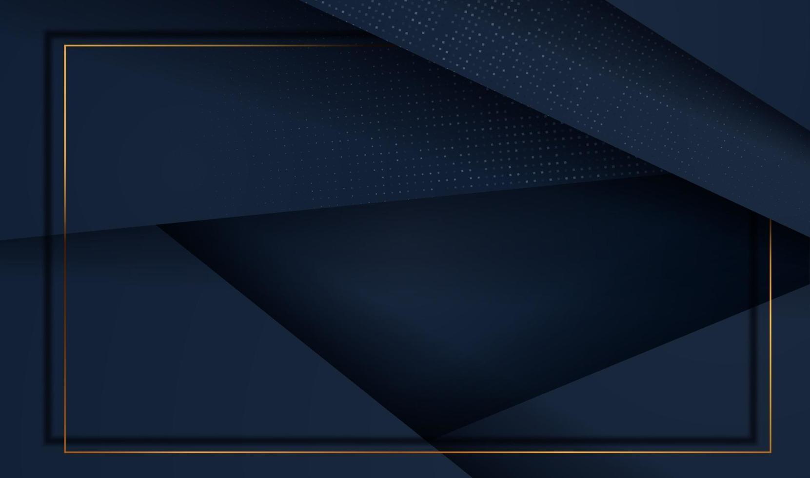 Papierschnitt Luxus Gold Hintergrund mit Metall Textur 3D abstrakt, für Geschenkkarte, Poster auf Wand Poster Vorlage, Landing Page, UI, UX, Cover Book, Banner, vektor