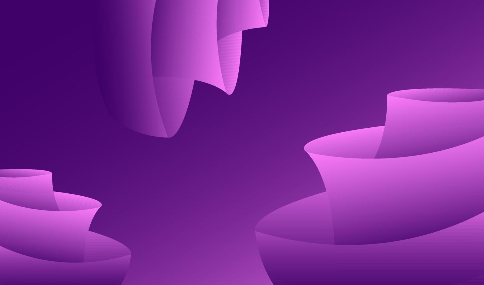 moderner geometrischer Hintergrund des abstrakten Gradienten vektor