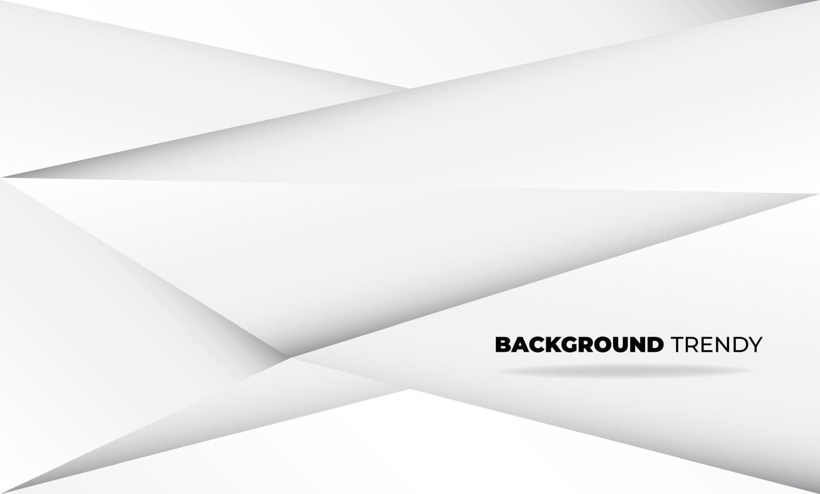 abstrakt grå och vit tech geometrisk företagsdesign bakgrund för presentkort omslagsaffisch, affisch på vägg affischmall, målsida, ui, ux, omslagsbok, baner, sociala medier publicerade vektor