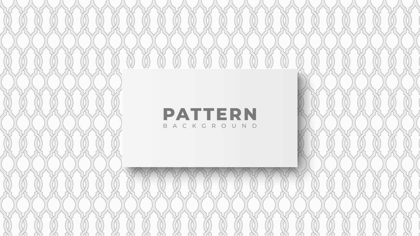 abstraktes dekoratives Muster vektor