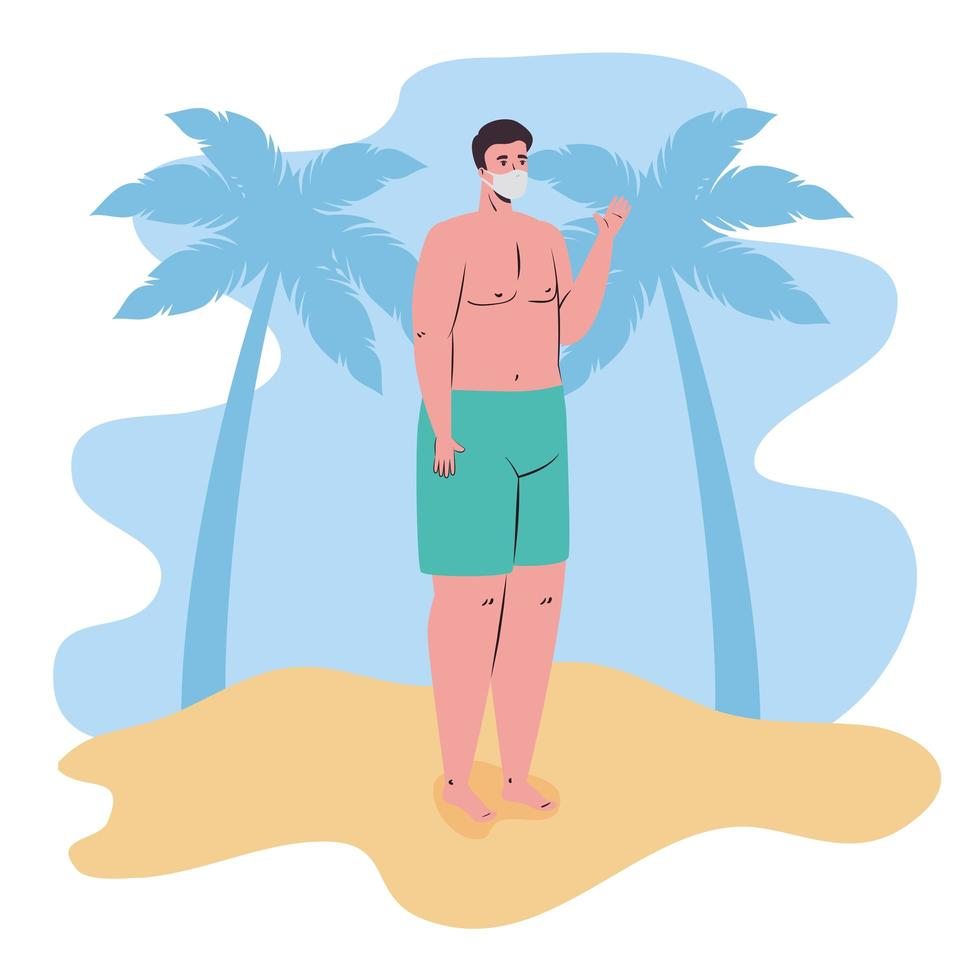 Trägt badeanzug mann Was tragt