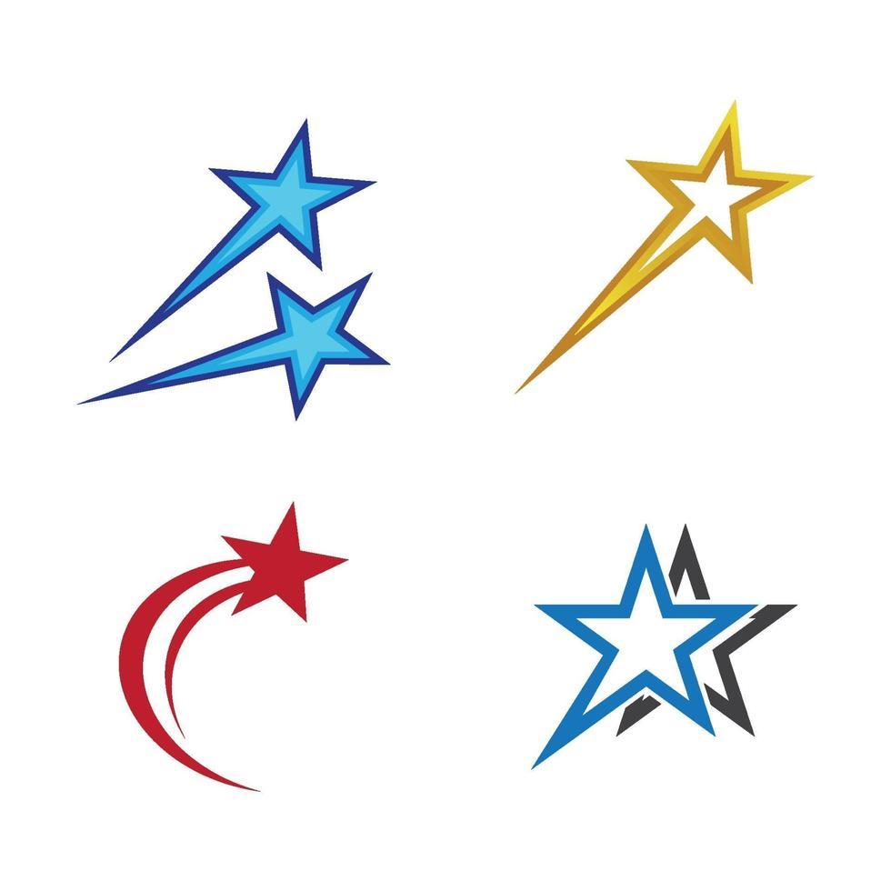 Stern-Logo-Bilder vektor