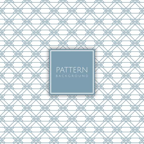 Muster Hintergrund vektor