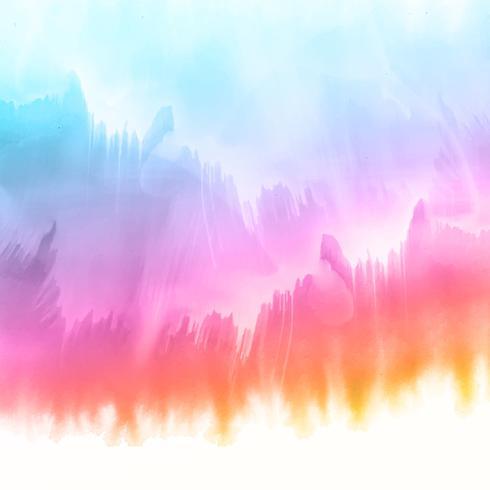 Aquarell Textur Hintergrund vektor