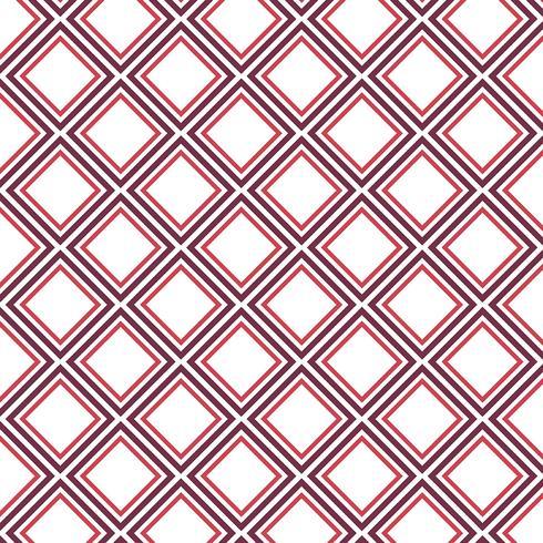 Diamantform mönster bakgrund vektor