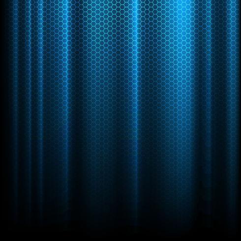 Abstrakt techno bakgrund vektor