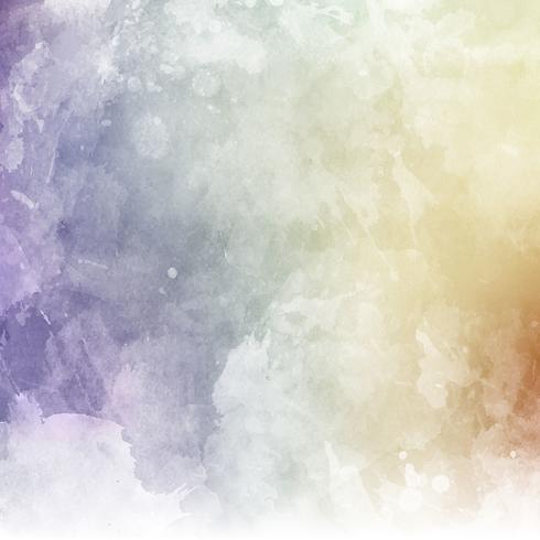 Pastell akvarell konsistens vektor