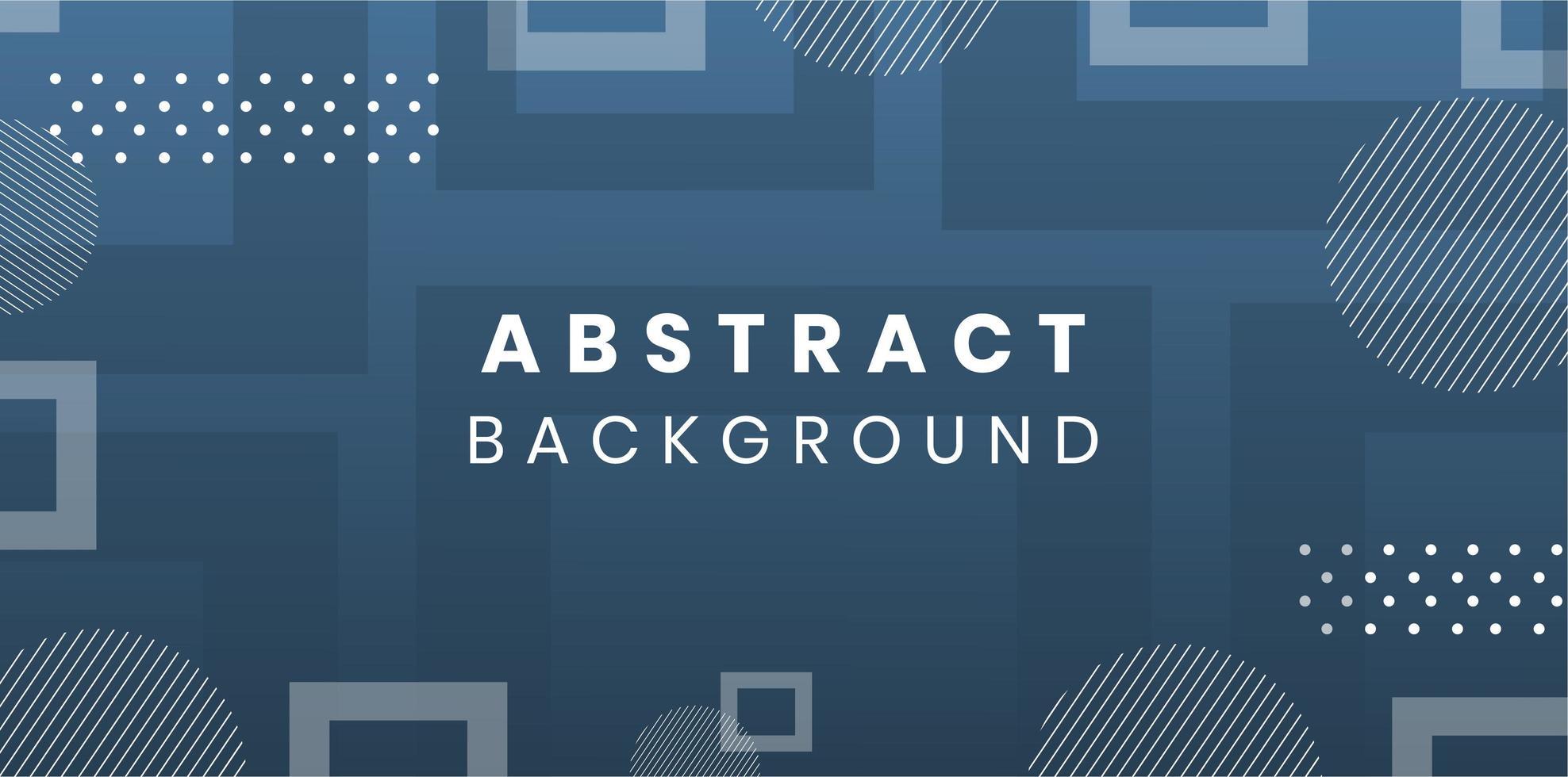 abstrakter polygonaler kreativer Hintergrund vektor