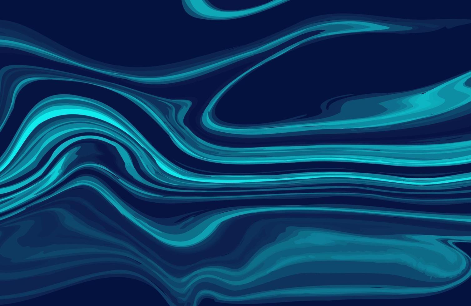 flüssiger Kunstmarmormalerei-Texturhintergrund. trendiges Naturmarmormuster. Stil beinhaltet die Wirbel aus Marmor oder die Wellen von Achat. vektor