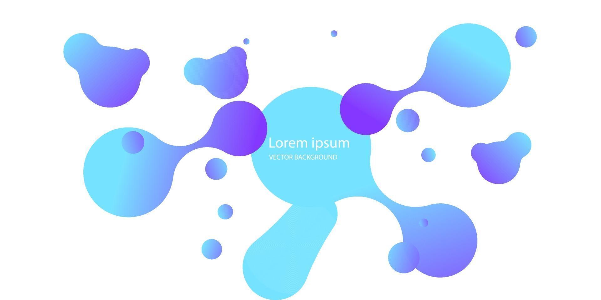 probiotika bakterier vektor design. probiotika bakterier vektor design. begreppet design med laktobacillus probiotiska bakterier. mall design med prebiotisk hälsosam näringsingrediens