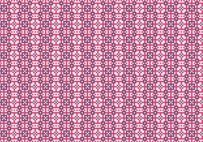 Dekoratives Motiv Muster vektor