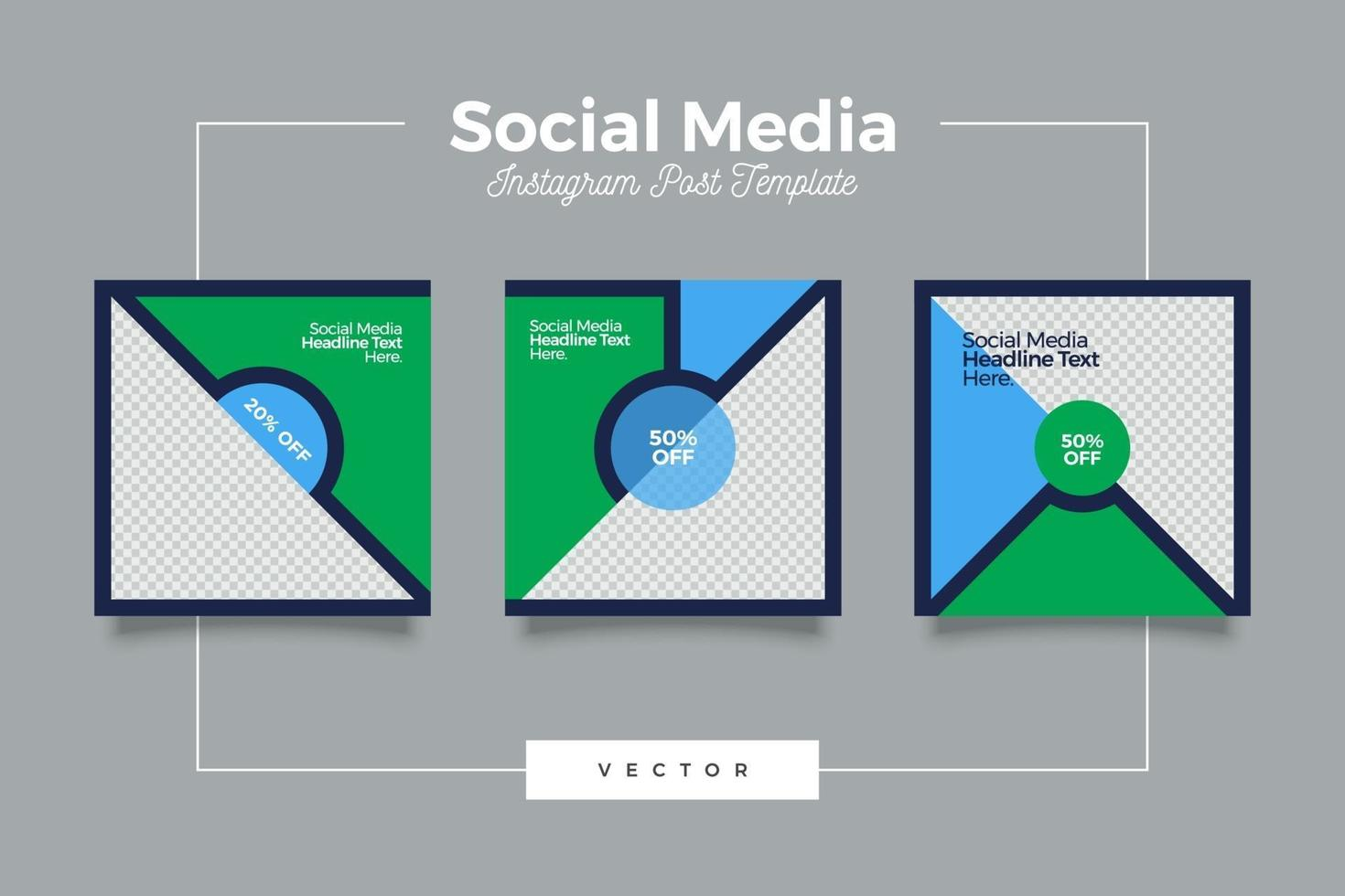 podcast sociala medier postmall vektor