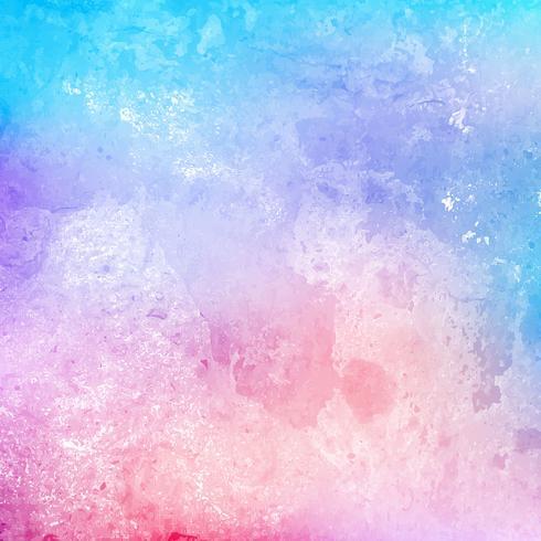 Grunge Aquarell Textur Hintergrund vektor