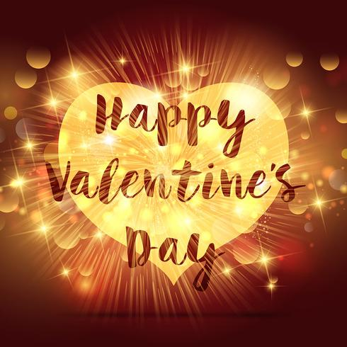 Valentinstag Herz vektor
