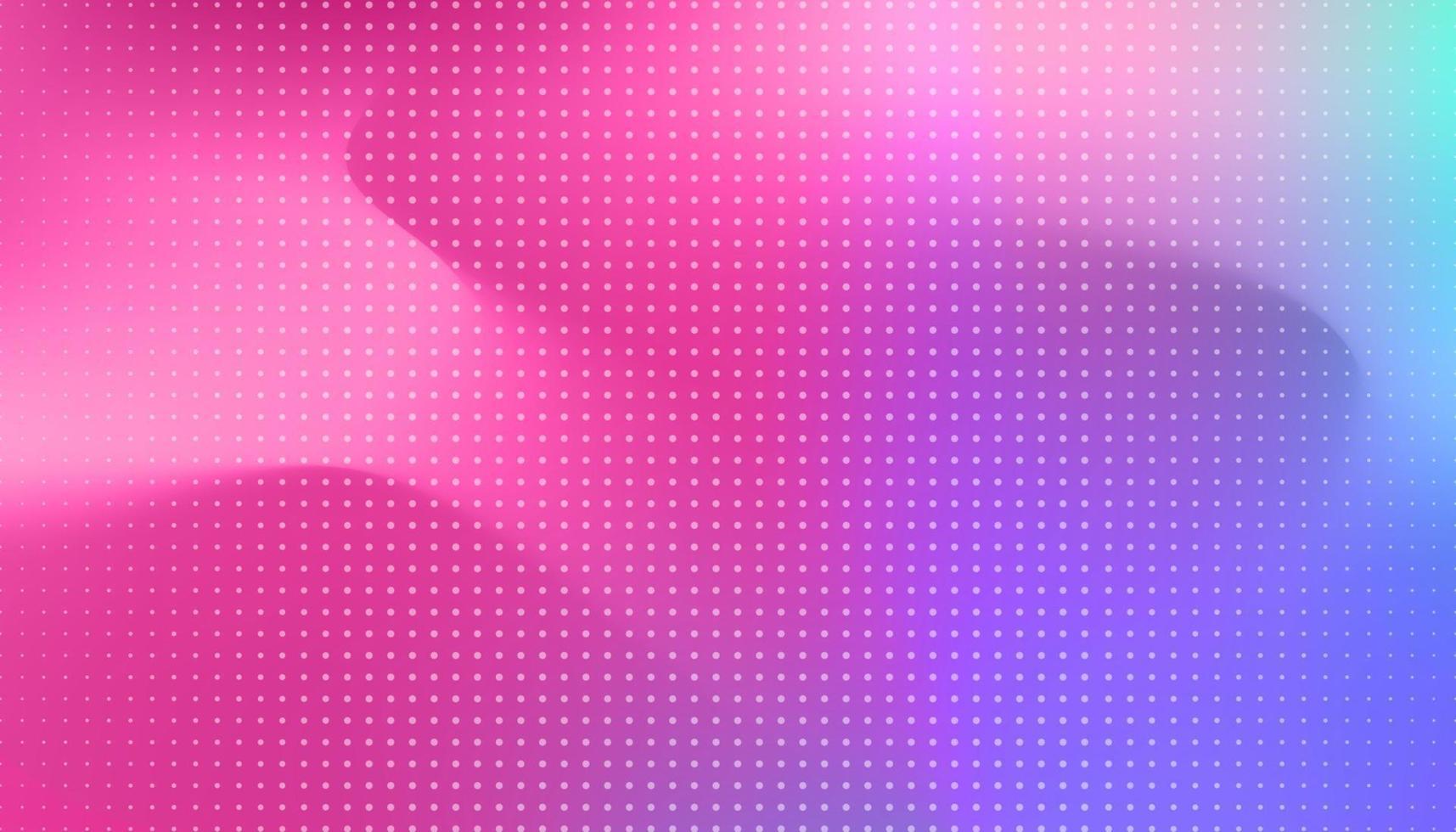 abstrakt blå lila och rosa mjuk molnbakgrund i pastellfärgad gradering. vektor