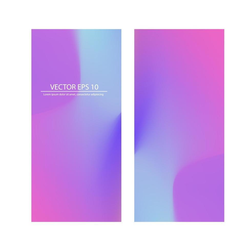 flygblad mall rubrik design. abstrakt färgglada flytande och flytande färger bakgrund för affisch design. röd, violett, blå, lila. vektor