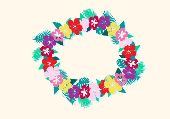 Freie Vektor-Illustration von hawaiischen Leu vektor