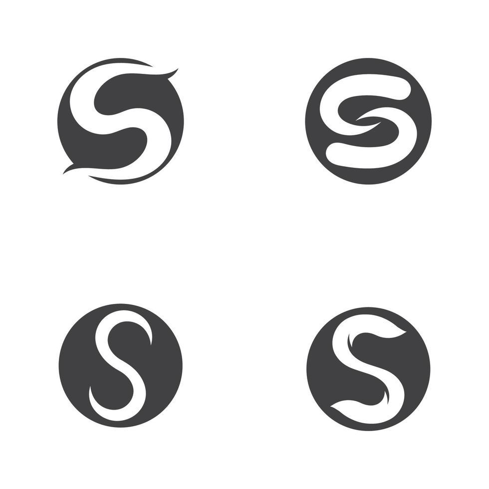 företagets brev logotyp vektor