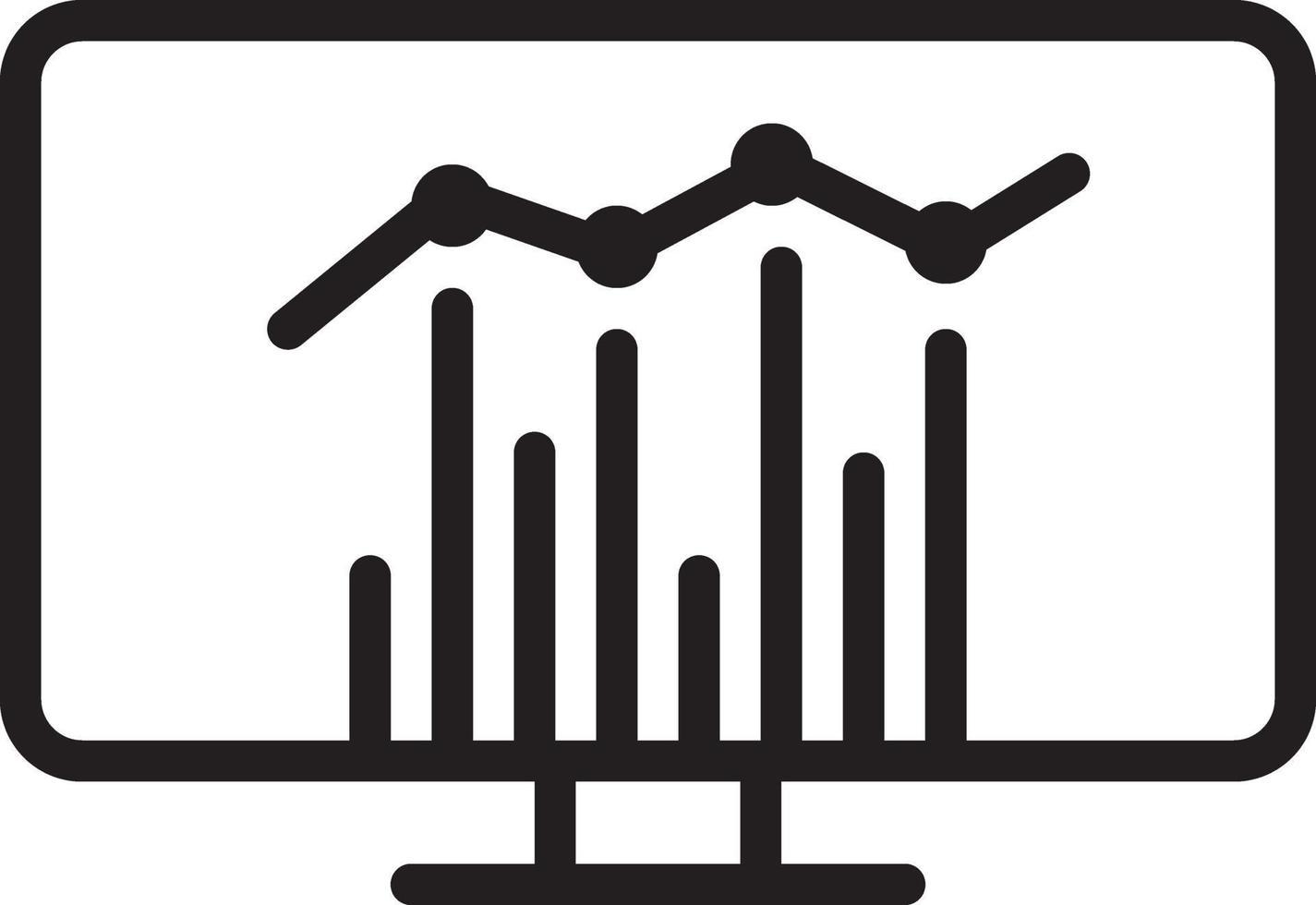 radikon för statistik vektor
