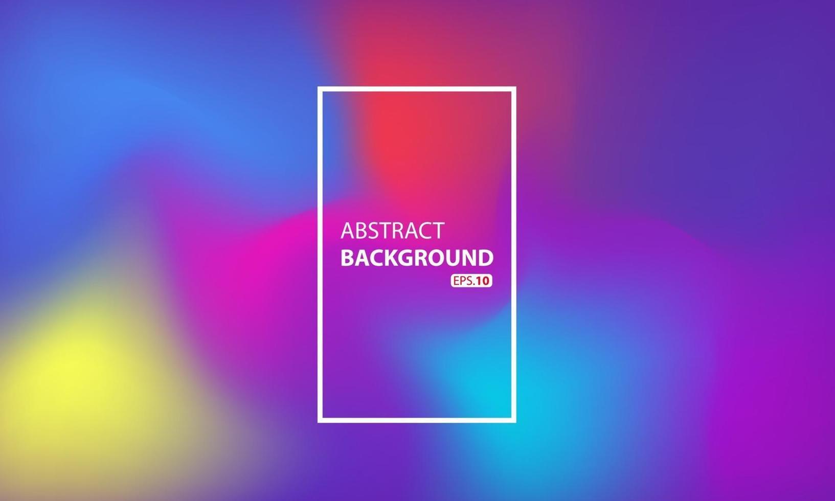 abstrakter flüssiger Hintergrund für Ihr Landingpage-Design. Hintergrund für Website-Designs. moderne Vorlage für Plakat oder Banner. vektor
