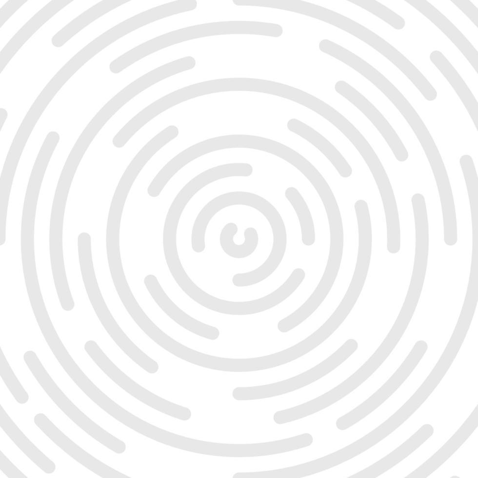 abstrakt grå linje mönster av teknik design center bakgrund. illustration vektor eps10
