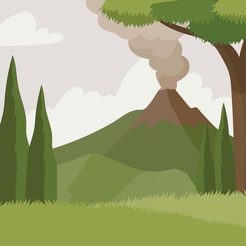 Volcano Aktiv Vector