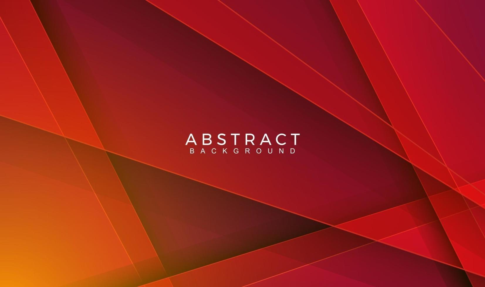 modern abstrakt geometrisk röd färgbakgrund. rörelse, sport, linjer. affisch, tapet, målsida. vektor illustration