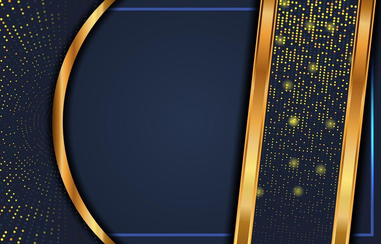 modern bakgrund med glittereffekt. modern abstrakt design geometrisk bakgrund. abstrakt geometrisk bakgrund. vektor 3d illustration. vektorillustration eps 10