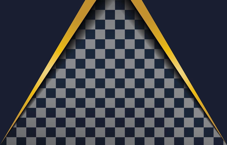 modern svart abstrakt design geometrisk bakgrund vektor