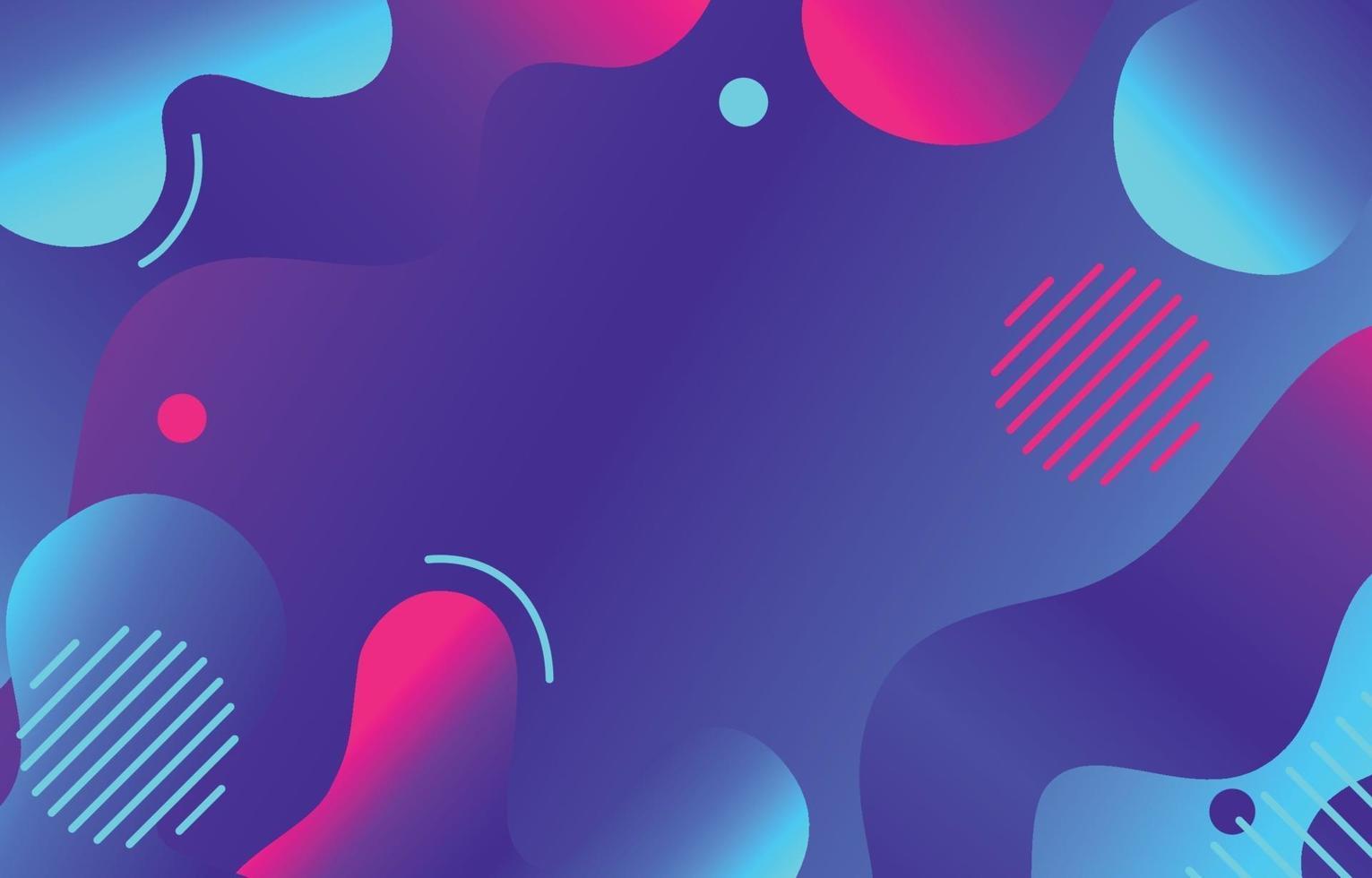 abstrakta former bakgrund vektor
