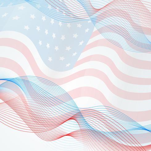 vektor flagg bakgrund