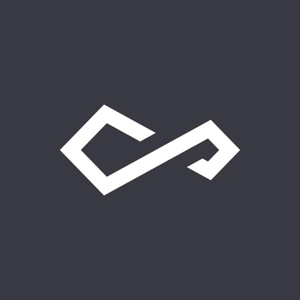 oändlighet design, oändlighet vektor logotyp mall