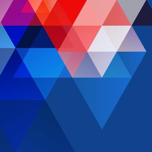 abstrakter Formhintergrund vektor