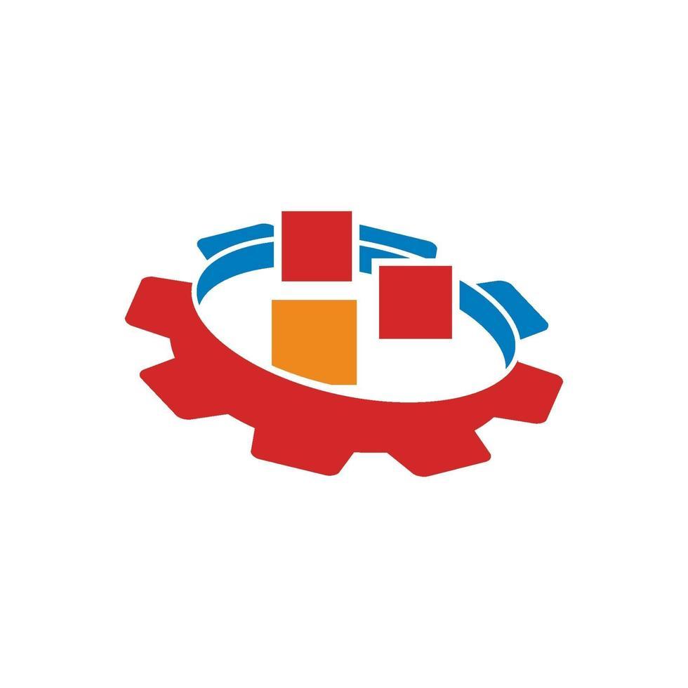 redskap app affärsdesign mall ikon vektor